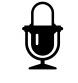 Speaker, microphone