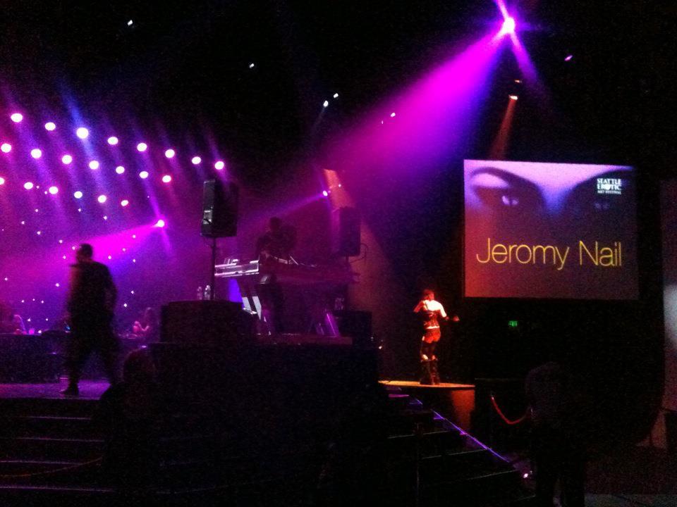 Jeromy Nail @ SEAF Seattle, WA