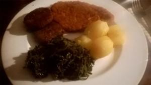 My Vegan Friendly German Meal